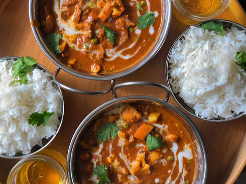 Rice and Vegetable Curry