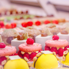 Colorful Pastries