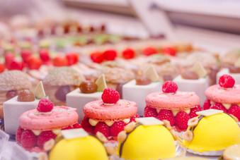 Corporate event, Dessert buffet