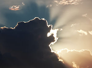 Cloud with Silver Lining