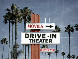 ENFIELD HAS A DRIVE-IN CINEMA