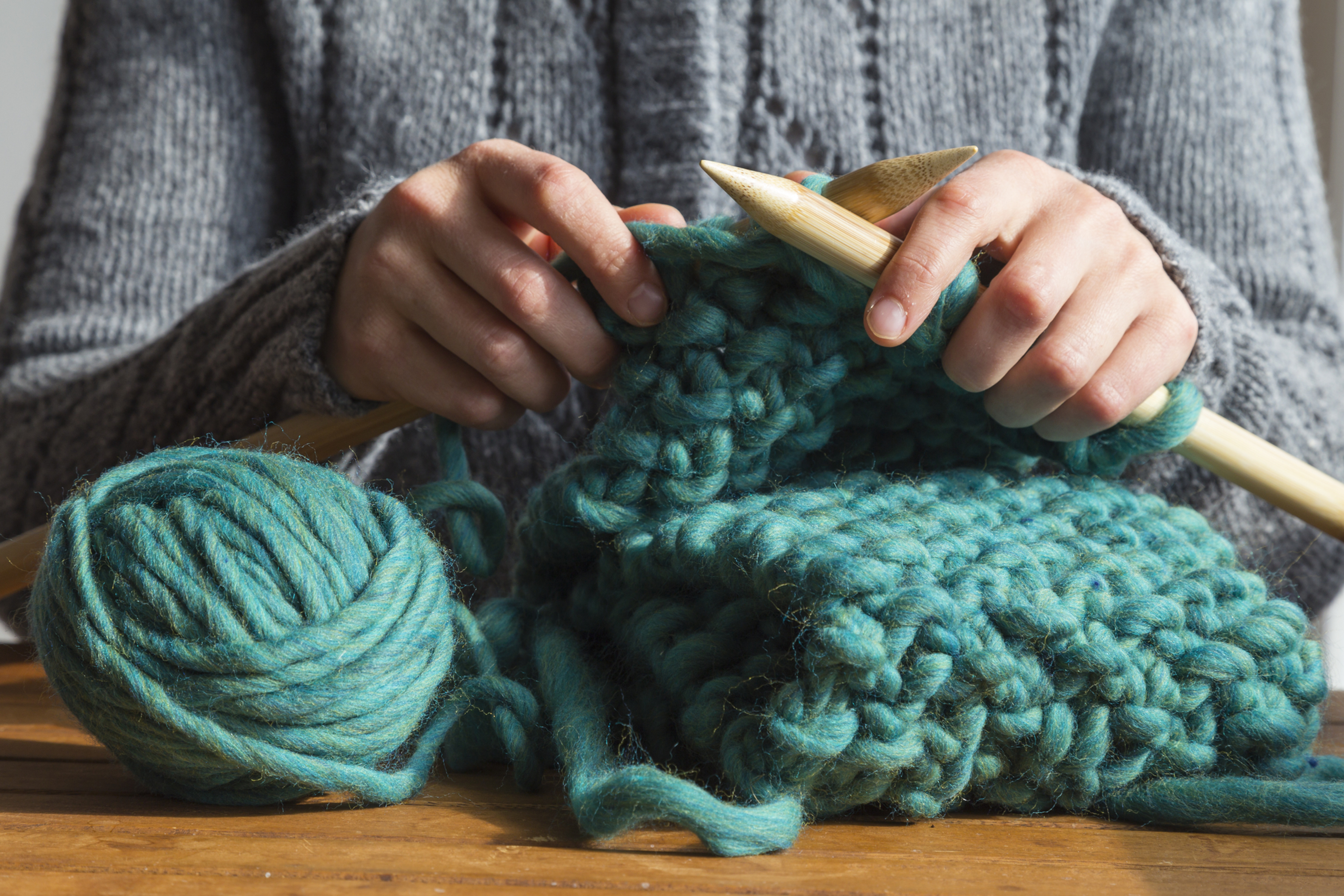 Learn how to Knit/Crochet Group