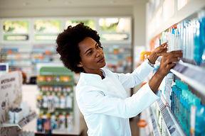 Female Pharmacist