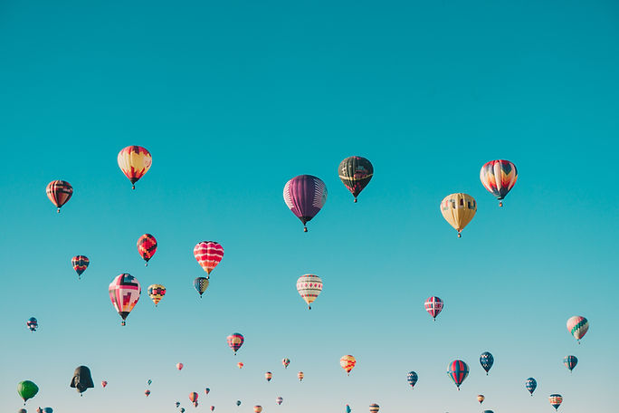 varmluftsballoner
