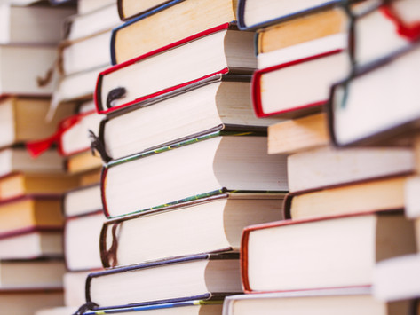 Board of Education buys books, sweeper