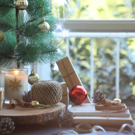 Familien-Weihnachtsfeier für Zuhause