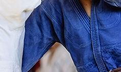 Tackle de judo