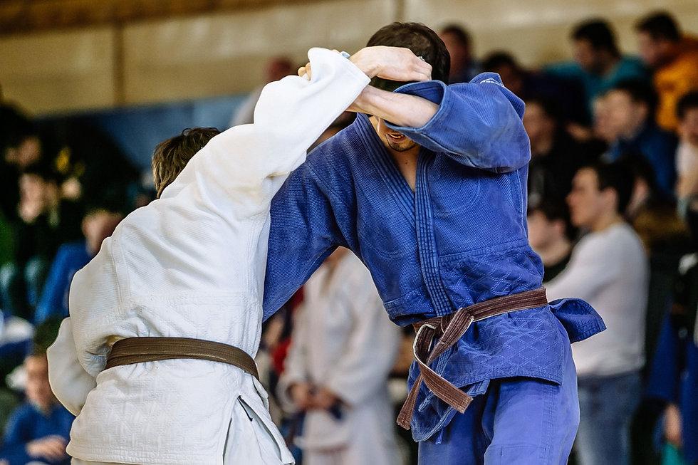 Judo Tackle