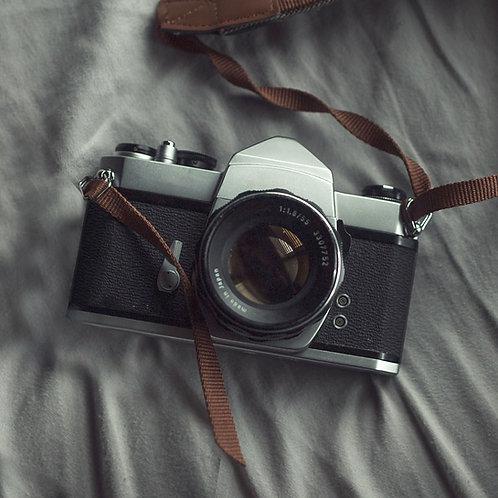 Basic Digital Photography for Moms