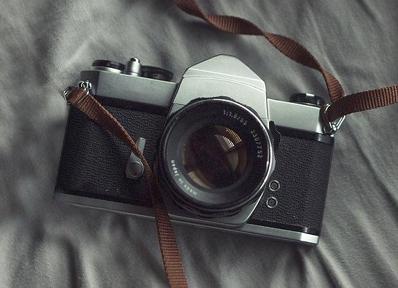 Cupón regalo curso de fotografía (60€)