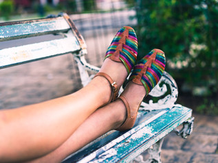 Ready to Wear Those Springtime Sandals? Check with Your Feet First!