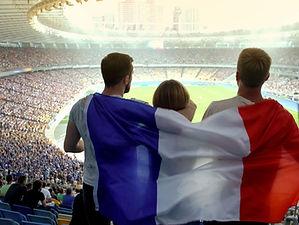Franska fotbollsfans