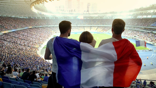 French Soccer Fans