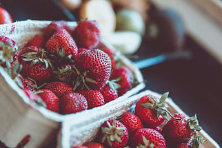 Strawberries | Eclectic Eats