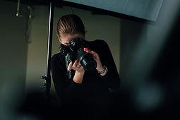 Fotógrafo de estúdio