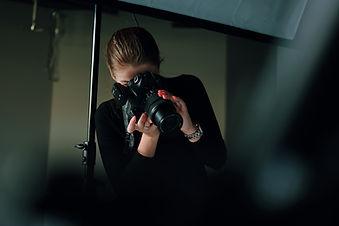 Fotógrafia de estúdio