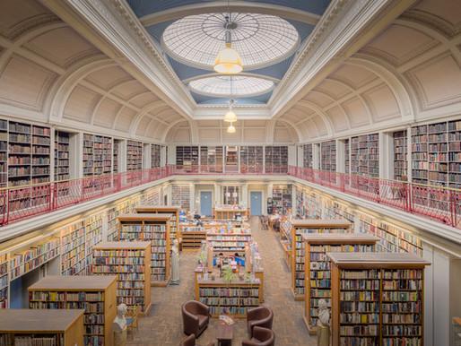 Algunos aspectos fundamentales de las bibliotecas del siglo XXI.