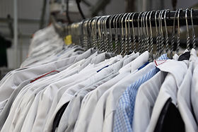 Dry Cleaned Shirts