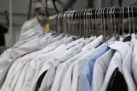 Košile pro chemické čištění