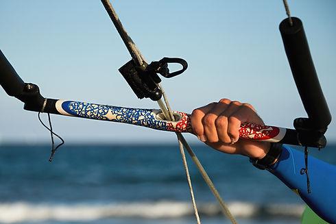 Kitesurf Handle