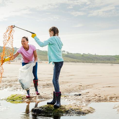 Community Social - Litter Pick - Ferring Beach