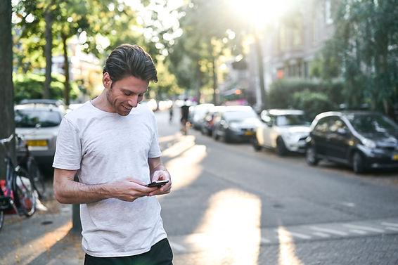 Mobiel online winkelen