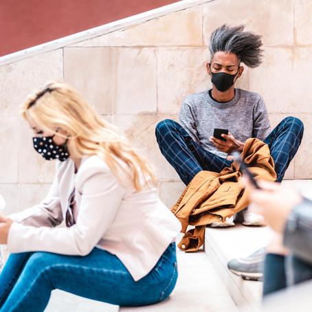Les troubles anxieux et dépressifs pourraient avoir doublé chez les jeunes durant la pandémie