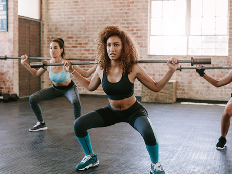 9 myths women believe about weight training