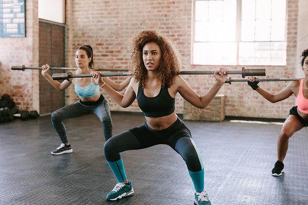 Lifting Weights