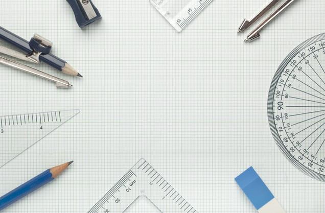 Mathematik- und Geometriewerkzeuge