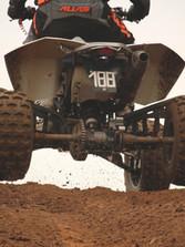 ATV on Dirt
