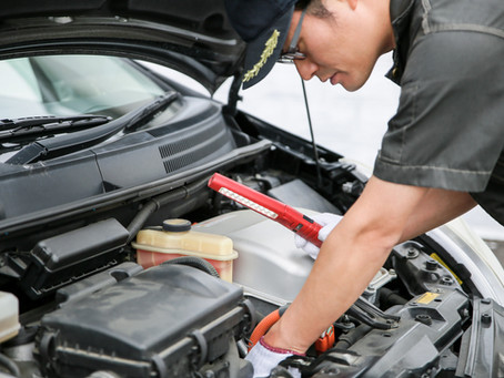 Do Your Own Car Maintenance To Save Big Money