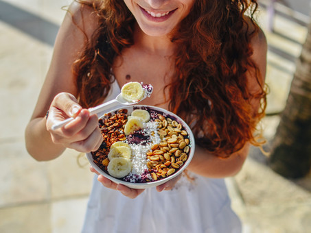Switching to Mindful Eating