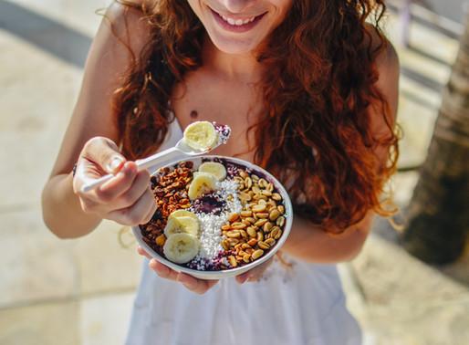 Alimentação Consciente e comer intuitivamente