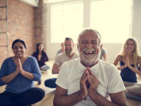 What is a Parkinson's yoga class?