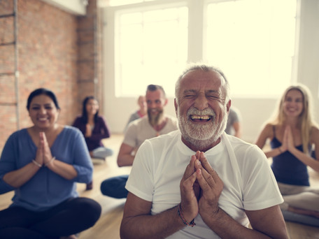UPDATED: Laughter Yoga & Relaxation with ALS
