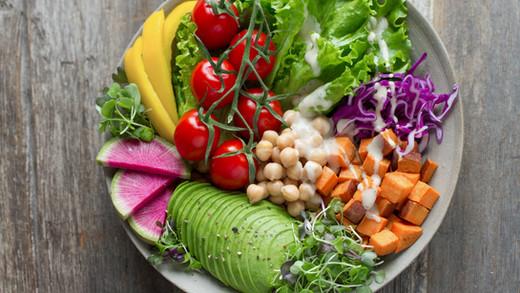 Gesund essen, gesund sein!