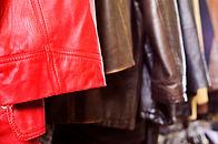 メニュー・料金の皮革製品