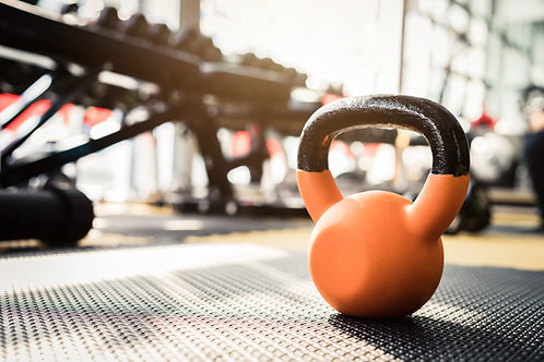 12 wks  Kettlebell Programme - The next level