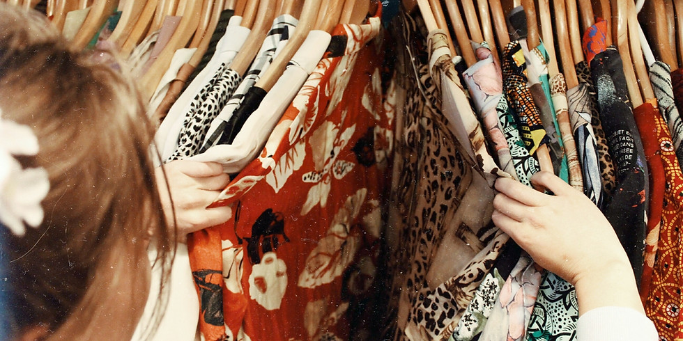 Thrift Shop Clothing Market - Stall Fee