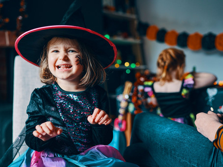 5 Halloween Tips During The Pandemic