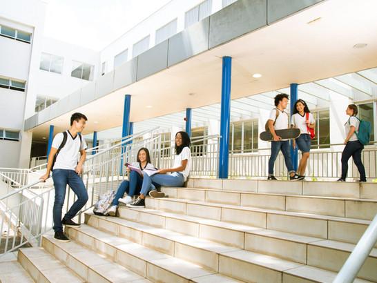 Workplace as High School?