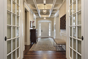 Fancy Foyer