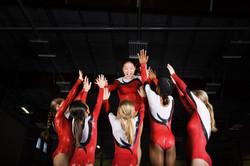 Aerobic Gymnastics Show