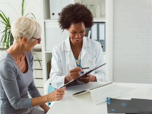 Ways to improve the older adult's medical appointments