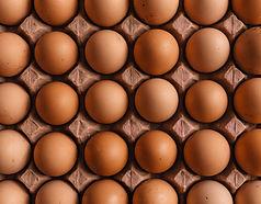 Hen's Eggs - half dozen