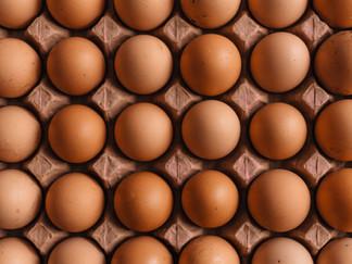 Kananmuna onkin oikea terveyspommi / Hönsägg är en riktig hälsobomb