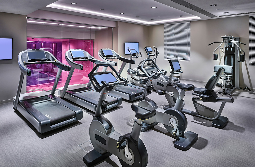 workout equipment types for cardio