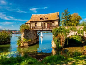 La Normandie, de Guillaume le Conquérant aux impressionnistes