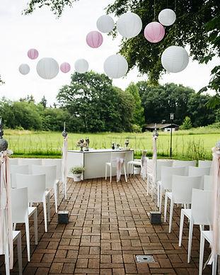 Wedding; Outddor Weeding, Hochzeit,